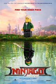 Lego Ninjago elokuva (The LEGO Ninjago Movie, 2017, 4k UHD + Blu-Ray) , elokuva