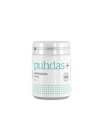 Puhdas+ Fosfoseriini 100 mg, 50 g