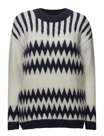 Stig P Alise Knit Sweater OFF WHITE 02