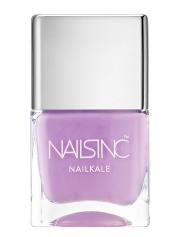 Nails Inc Nailkale Bruton Mews PURPLE