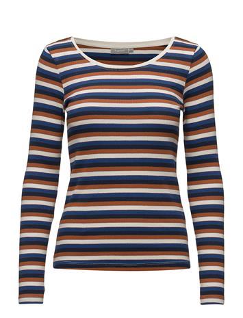 Fransa Jirib 1 T-Shirt UMBER MIX