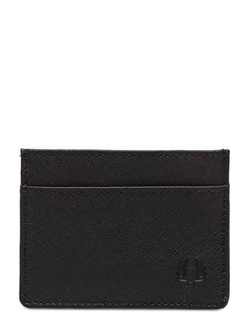 Fred Perry Card Holder BLACK