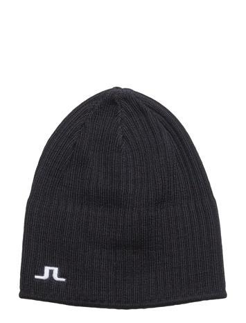 J. Lindeberg Ski Cecil Hat Wool Blend JL NAVY
