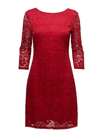 Fransa Liquint 1 Dress BRICK
