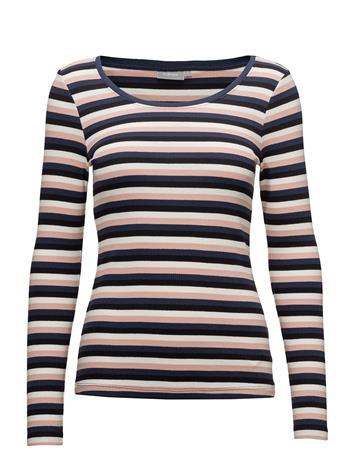 Fransa Jirib 1 T-Shirt BLACK IRIS MIX