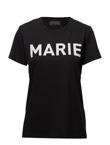 Storm & Marie Marie-Tee BLACK