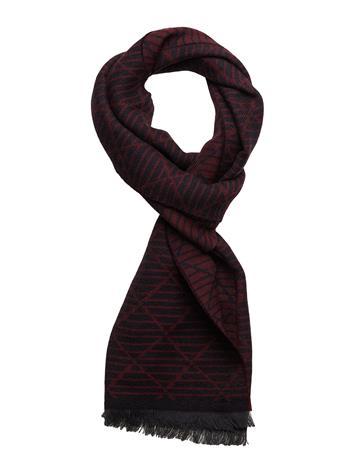 Matinique Kenton Wool Scarf Box PATTERN