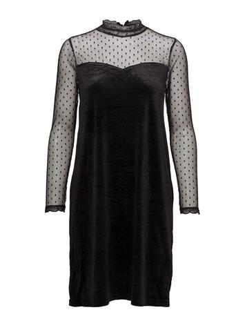 Fransa Limesh 3 Dress BLACK