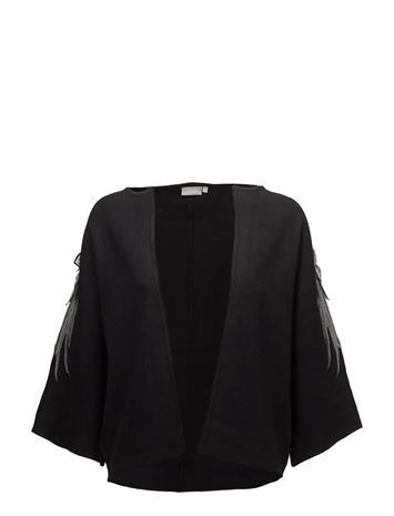 Fransa Liparty 1 Cardigan BLACK