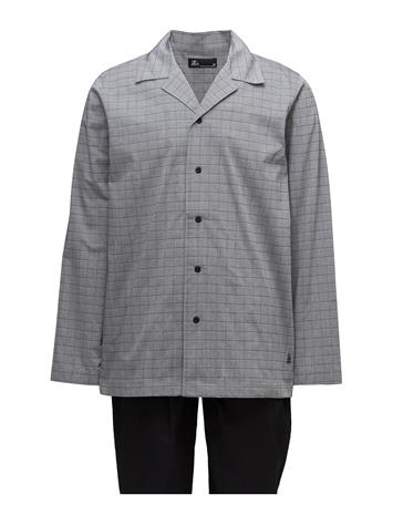 JBS Jbs, Pajama Button Down BLACK
