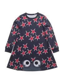Freds World Star Peep Dress NAVY