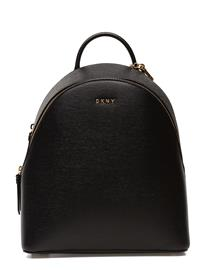 DKNY Bags Bryant Med Backpack BLACK