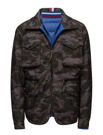 Hilfiger Edition He Down Field Jacket BLUE