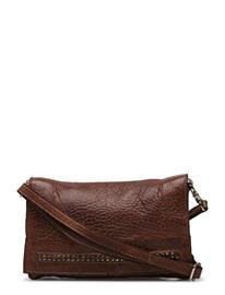DEPECHE Small Bag / Clutch BROWN