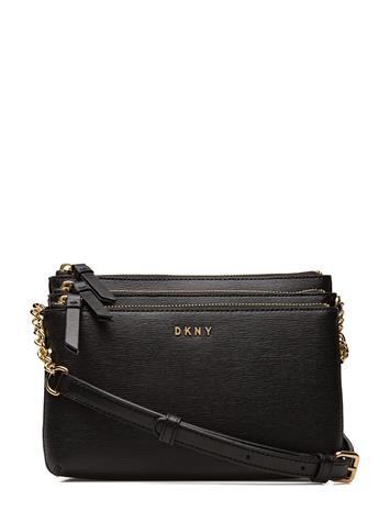 DKNY Bags Bryant Trip Zp Cbody BLACK