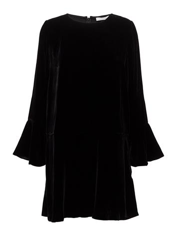 Samsøe & Samsøe Nikita Ls Dress 6627 BLACK