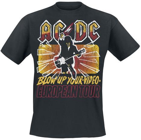 """AC/DC """"European Tour 1988"""""""