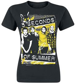 """5 Seconds Of Summer"""" """"Yellow Band Photo"""