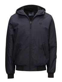 Fred Perry Brentham Jacket GRAPHITE