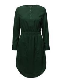 Calvin Klein Jeans Darcy Shirt Dress Ls TREKKING GREEN