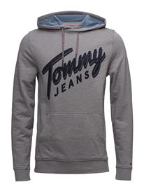 Tommy Jeans Tjm Basic Logo Hd Hk LT GREY HTR