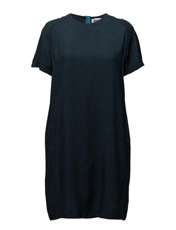 Hope Seam Dress WAVE PRINT