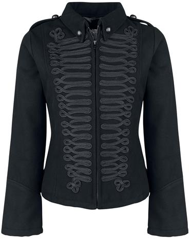 "Heartless ""Black Parade Jacket"""