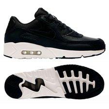 Nike Air Max 90 Ultra 2.0 Nahka - Musta/Valkoinen