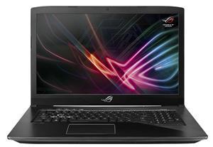 """Asus ROG GL703VM-GC156T (Core i7-7700HQ, 8 GB, 512 GB SSD, 17,3"""", Win 10), kannettava tietokone"""