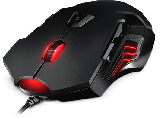 Tracer Ravcore Tempest Avago 9800, langallinen hiiri