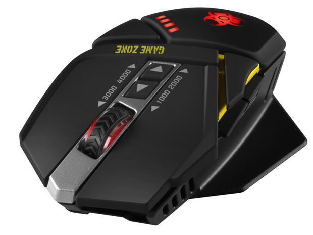Tracer Gamezone Frenzy AVAGO 3050, langallinen hiiri