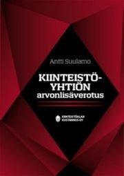 Kiinteistöyhtiön arvonlisäverotus (Antti Suulamo), kirja