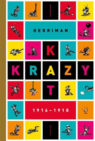 Krazy Kat (George Herriman Heikki Kaukoranta (suom.)), kirja
