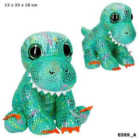 Snukis - 18 cm Plush - Rex the Dinosaur