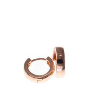 Silver Bar 6987 Kullatut saranalliset hopeakorvakorut