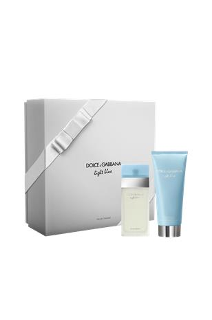 Dolce & Gabbana Lahjapakkaus Light Blue Edt 25 ml + Bl 50 ml