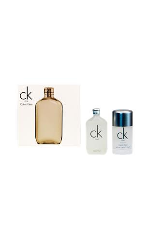 Calvin Klein Lahjapakkaus CK One Edt 50 ml / Deo Stick 75 ml