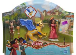 AVALORIN ELENA Friends of Avalor -mininukkepakkaus