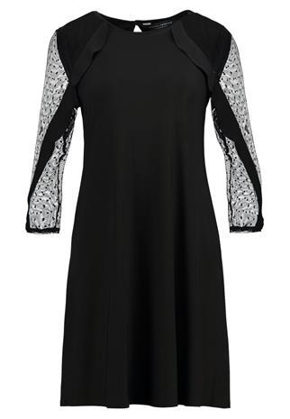 Dorothy Perkins Tall SWING Trikoomekko black