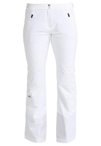 Kjus LADIES FORMULA PANTS Talvihousut white