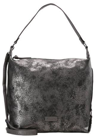 Tamaris MATILDA HOBO BAG Shopping bag pewter comb