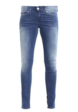 Tommy Jeans MID RISE NORA Slim fit farkut niceville