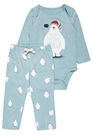 GAP BABY SET Body island blue