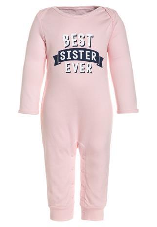 Carter's GIRL BEST SISTER EVER BABY Haalari pink