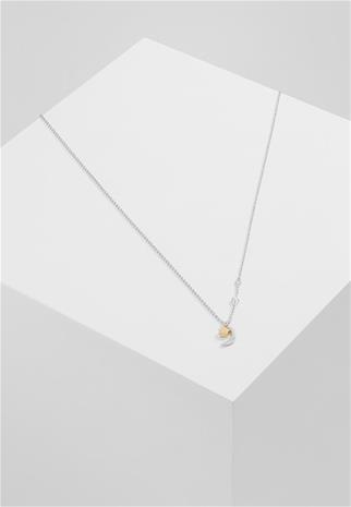 Fossil Kaulakoru silvercoloured/goldcoloured