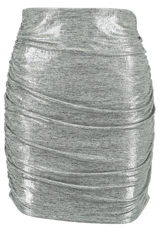 Ivyrevel MOON SKIRT Minihame silver