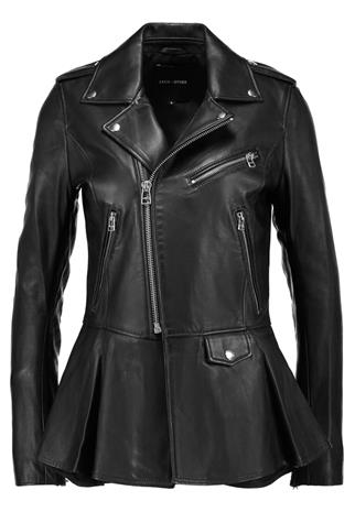 Each x Other BIKER JACKET Nahkatakki black