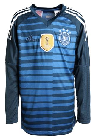 adidas Performance DFB HOME GOALKEEPER Pelipaita traroy/subblu/white