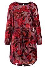 New Look DEVORE DRESS Juhlamekko red