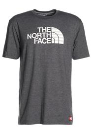 The North Face CREW Printtipaita mottled dark grey